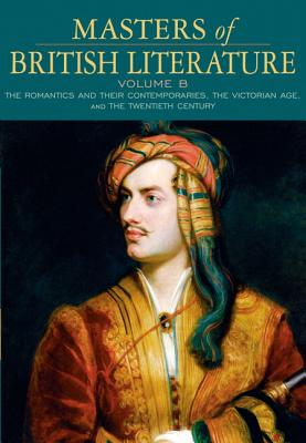 Masters of British Literature, Volume B - Damrosch, David, and Baswell, Christopher, Professor, and Carroll, Clare