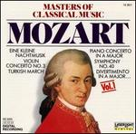 Masters of Classical Music, Vol. 1: Mozart