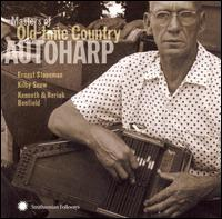 Masters of Old-Time Country Autoharp - Various Artists