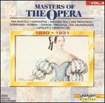 Masters of the Opera, Vol. 4, 1820-1831