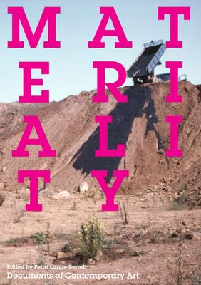 Materiality - Lange-Berndt, Petra (Editor)