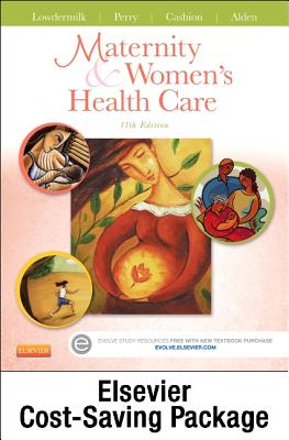 Maternity & Women's Health Care - Text and Virtual Clinical Excursions Online Package - Lowdermilk, Deitra Leonard, Rnc, PhD, Faan, and Perry, Shannon E, RN, PhD, Faan, and Cashion, Mary Catherine