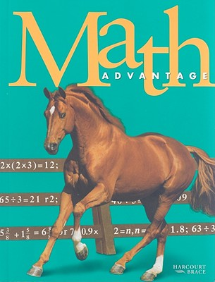 Math Advantage - Harcourt School Publishers (Creator)
