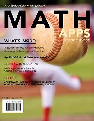 Math Apps - Harshbarger, Ronald J