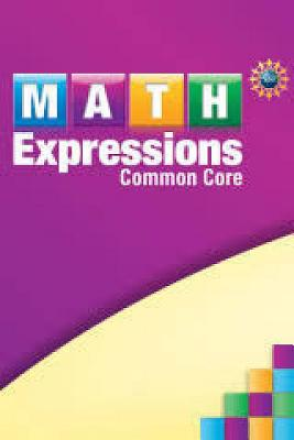 Math Expressions: Pupil Ed Blm LVL 4 Vol2 - Houghton Mifflin Company (Prepared for publication by)