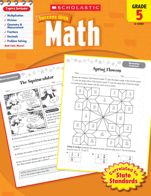 Math, Grade 5 - Scholastic, Inc (Creator)