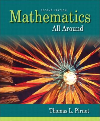 Mathematics All Around - Pirnot, Thomas L, and Pirnot, Tom
