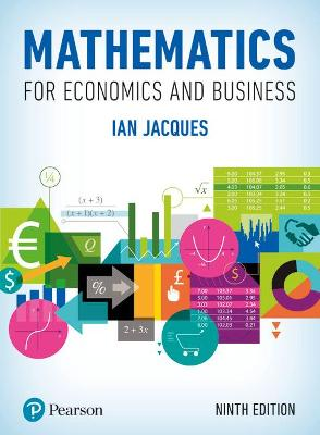 Mathematics for economics and business book by ian jacques 9 mathematics for economics and business jacques ian fandeluxe Images