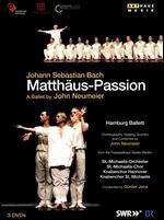 Matthaus Passion (Hamburg Ballet)