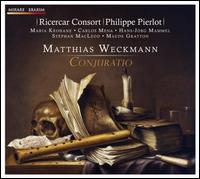 Matthias Weckmann: Conjuratio -