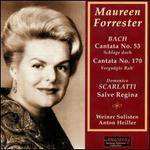 Maureen Forrester: Bach Cantatas & Scarlatti Salve Regina