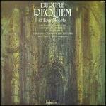 Maurice Durufl�: Requiem; Quatre Motets