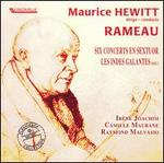 Maurice Hewitt conducts Rameau