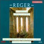 Max Reger: A Cappella Works Op. 39 & Op. 110 - Danish Radio Chamber Choir (choir, chorus); Stefan Parkman (conductor)