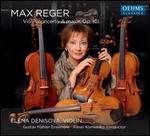 Max Reger: Violin Concerto A major, Op. 101