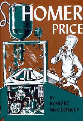 Mccloskey Robert : Homer Price - McCloskey, Robert