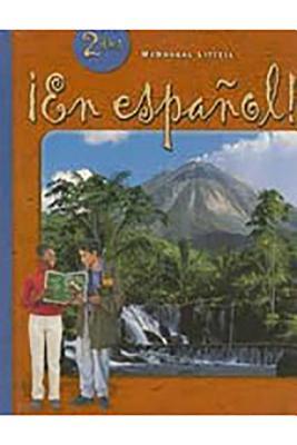 McDougal Littell ?En Espa?ol!: Para Hispanohablantes Cuaderno Level 2 - McDougal Littel (Prepared for publication by)