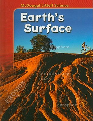 McDougal Littell Science Earth's Surface - Houghton Mifflin Harcourt (Creator)