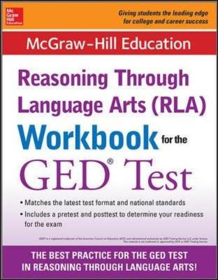 McGraw-Hill Education Rla Workbook for the GED Test - McGraw-Hill Education Editors