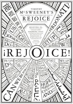 McSweeney's Rejoice! - Eggers, Dave (Editor)