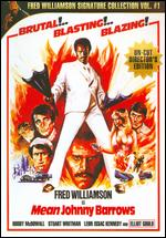 Mean Johnny Barrows - Fred Williamson; Michele Lupo
