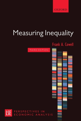 Measuring Inequality - Cowell, Frank