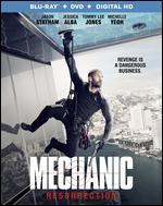 Mechanic: Resurrection [Blu-ray] [2 Discs]