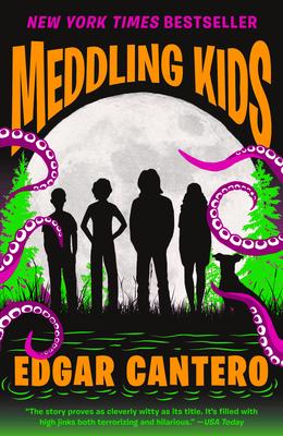 Meddling Kids - Cantero, Edgar