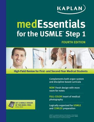 medEssentials for the USMLE Step 1 - Manley, Michael S, M.D., M D, and Manley, Leslie D, PhD
