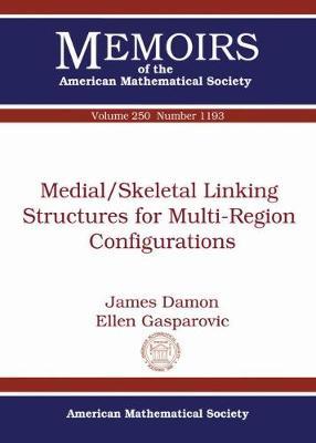 Medial/Skeletal Linking Structures for Multi-Region Configurations - Damon, James, and Gasparovic, Ellen