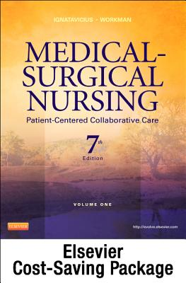 Medical-Surgical Nursing: Patient-Centered Collaborative Care - Ignatavicius, Donna D, MS, RN, CM
