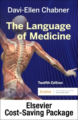 Medical Terminology Online with Elsevier Adaptive Learning for the Language of Medicine (Access Code and Textbook Package) - Chabner, Davi-Ellen