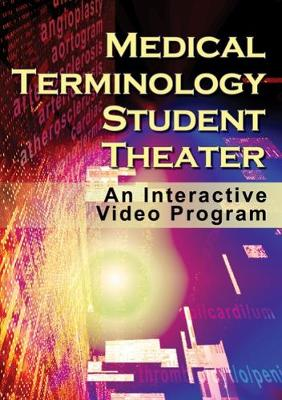 Medical Terminology Student Theater: an Interactive Video Program (Hardcover) -