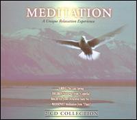 Meditation: A Unique Relaxation Experience - Bartók Quartet; Béla Kovács (clarinet); Budapest Strings; Friedrich Kircheis (organ); Helmut Rucker (flute);...