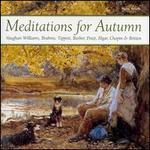 Meditations for Autumn