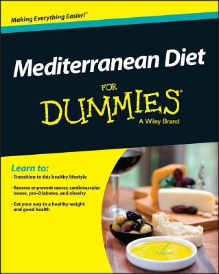Mediterranean Diet for Dummies - Berman, Rachel