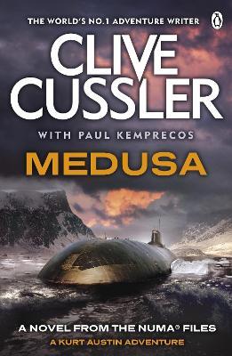 Medusa - Cussler, Clive, and Kemprecos, Paul