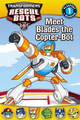 Meet Blades the Copter-Bot - Jakobs, D