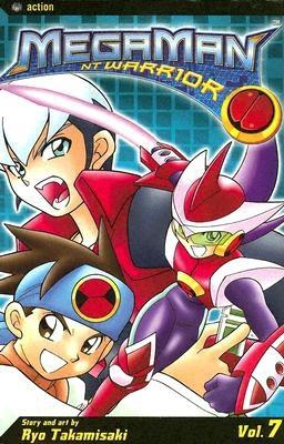 Megaman NT Warrior: Volume 7 - Takamisaki, Ryo