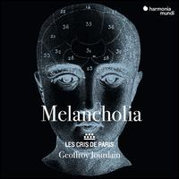 Melancholia - Frédéric Baldassaré (viola); Guillermo Gutiérrez (tenor); Les Cris de Paris; Liam Fennelly (viola); Martin Bauer (viola);...
