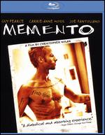 Memento [Blu-ray] - Christopher Nolan