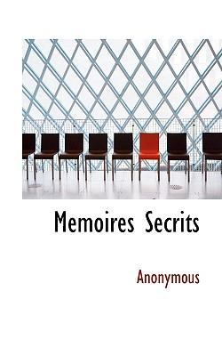 Memoires Secrits - Anonymous