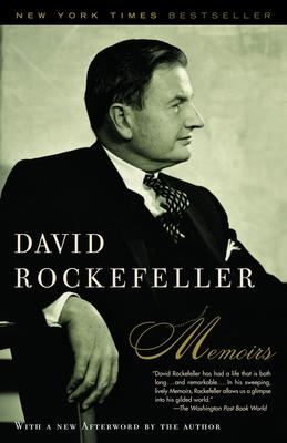 Memoirs - Rockefeller, David
