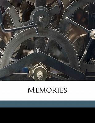 Memories - Galsworthy, John, Sir, and Earl, Maud