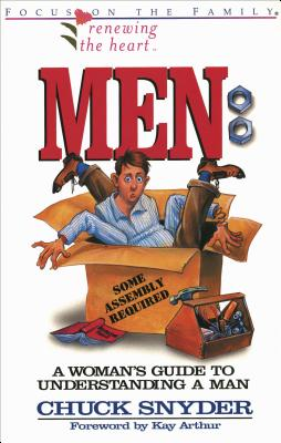 Men: Some Assembly Required - Snyder, Chuck