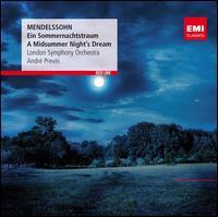 Mendelssohn: A Midsummer Night's Dream - Delia Wallis (mezzo-soprano); Finchley Children's Music Group (choir, chorus); London Symphony Orchestra;...