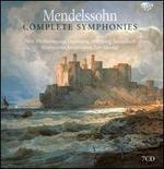 Mendelssohn: Complete Symphonies - Helen Donath (soprano); Rotraud Hansmann (soprano); Waldemar Kmentt (tenor); New Philharmonia Chorus (choir, chorus)