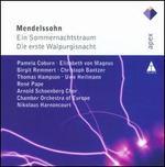 Mendelssohn: Ein Sommernachtstraum; Die erste Walpurgisnacht