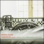 Mendelssohn, Penderecki: Sextets