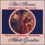 Mennin: Symphony No 4; Ginastera: Milena for Soprano & Orchestra